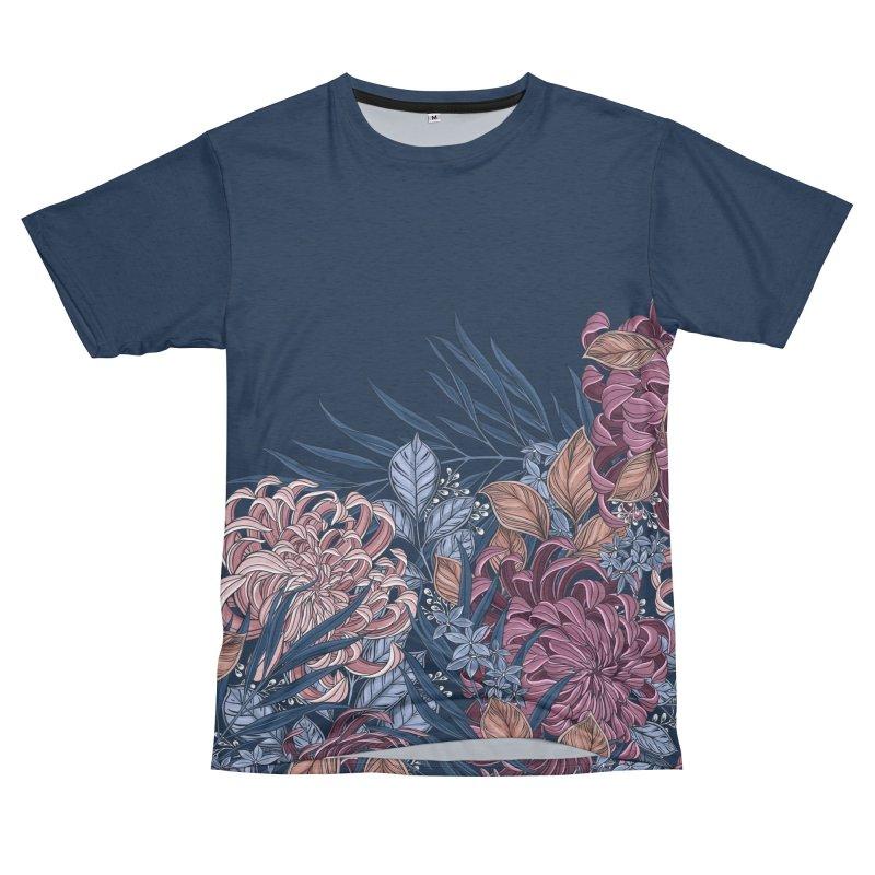 Chrysanthemum Garden Women's Cut & Sew by littlepatterns by Maggie Enterrios
