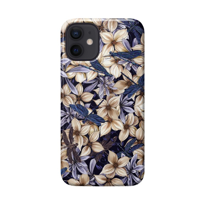 Dragonfly Dream Accessories Phone Case by littlepatterns by Maggie Enterrios