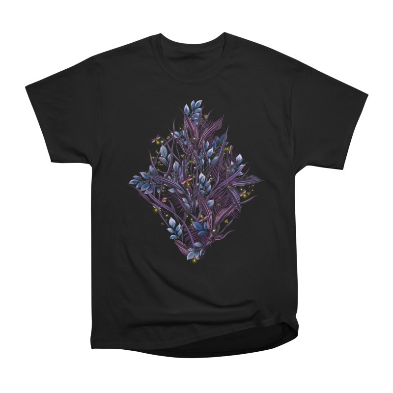 Firefly | Lightning Bugs Men's T-Shirt by littlepatterns by Maggie Enterrios