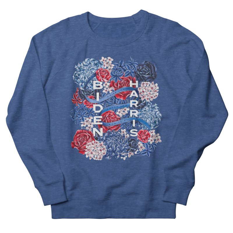 Rise Up. Show Up. Unite! Women's Sweatshirt by littlepatterns by Maggie Enterrios