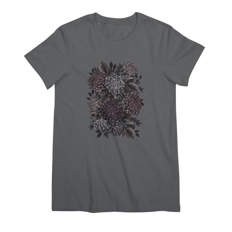 Spidermum Women's T-Shirt by littlepatterns by Maggie Enterrios