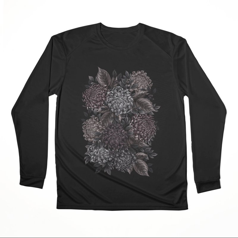 Spidermum Women's Longsleeve T-Shirt by littlepatterns by Maggie Enterrios