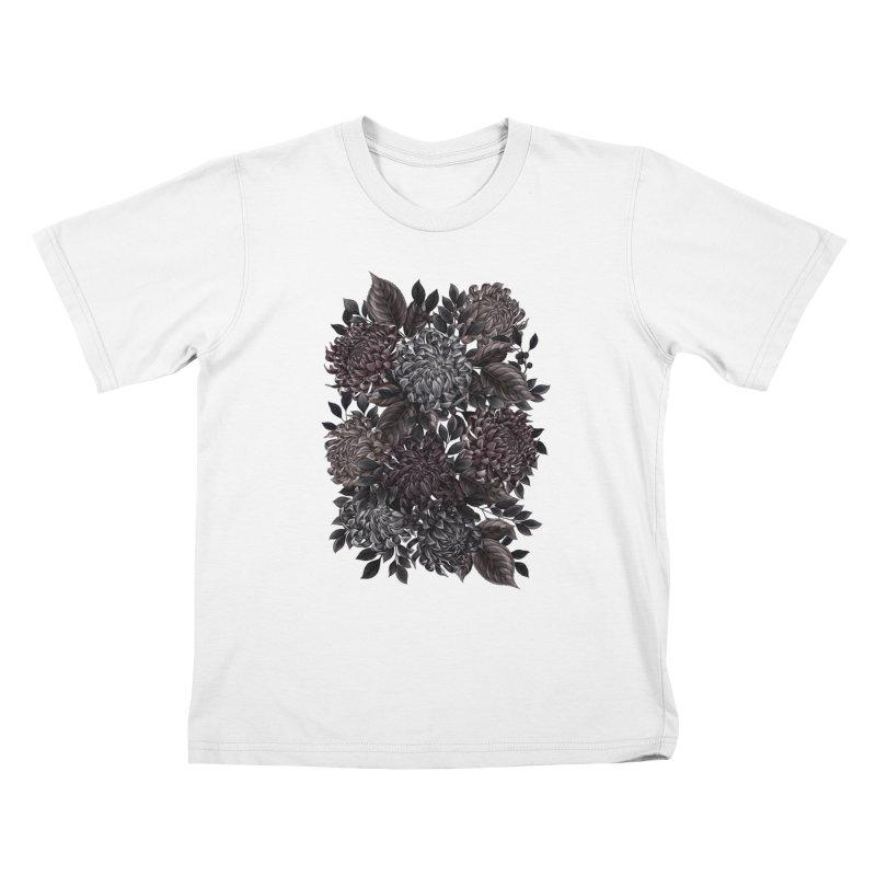Spidermum Kids T-Shirt by littlepatterns by Maggie Enterrios