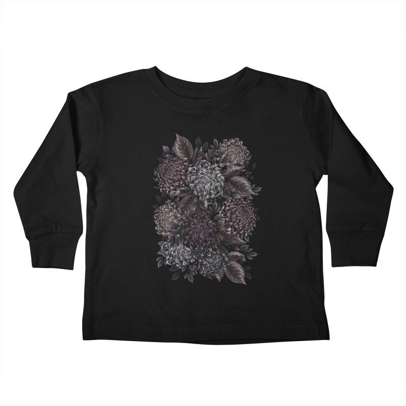 Spidermum Kids Toddler Longsleeve T-Shirt by littlepatterns by Maggie Enterrios
