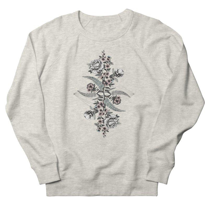 Reflection (light) Men's Sweatshirt by littlepatterns by Maggie Enterrios