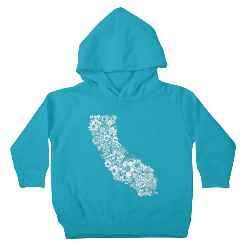 California Native Kids Toddler Pullover Hoody by littlepatterns by Maggie Enterrios