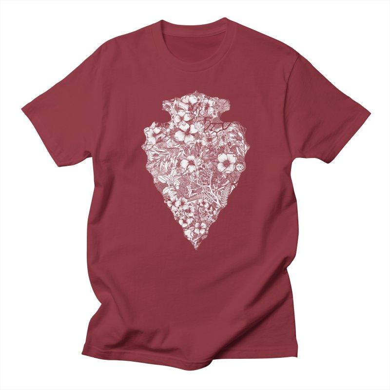 Arrowhead Men's T-Shirt by littlepatterns by Maggie Enterrios