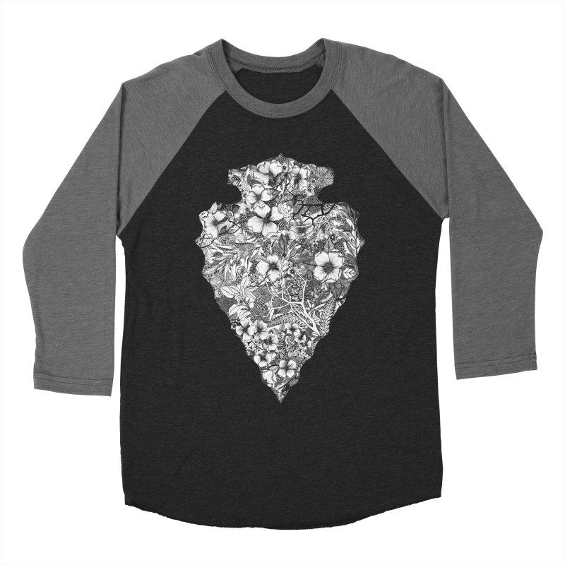 Arrowhead Women's Longsleeve T-Shirt by littlepatterns by Maggie Enterrios