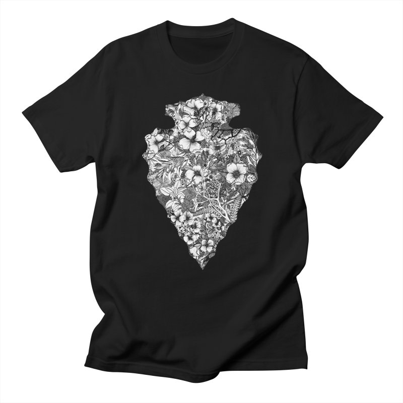 Arrowhead Men's Regular T-Shirt by littlepatterns by Maggie Enterrios