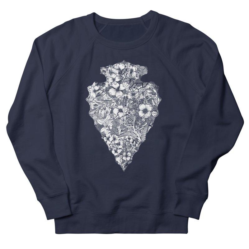 Arrowhead Women's French Terry Sweatshirt by littlepatterns by Maggie Enterrios