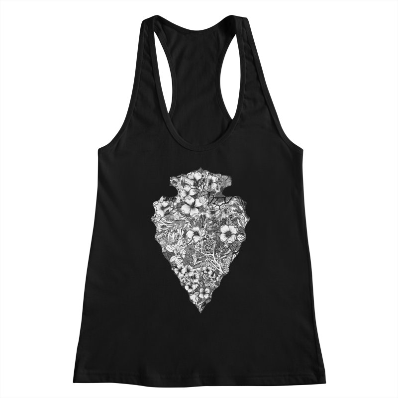 Arrowhead Women's Tank by littlepatterns by Maggie Enterrios