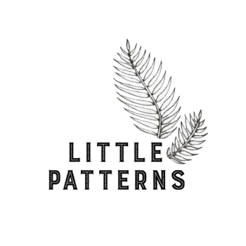 littlepatterns by Maggie Enterrios Logo