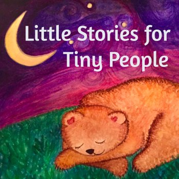 Little Stories for Tiny People's Shop Logo