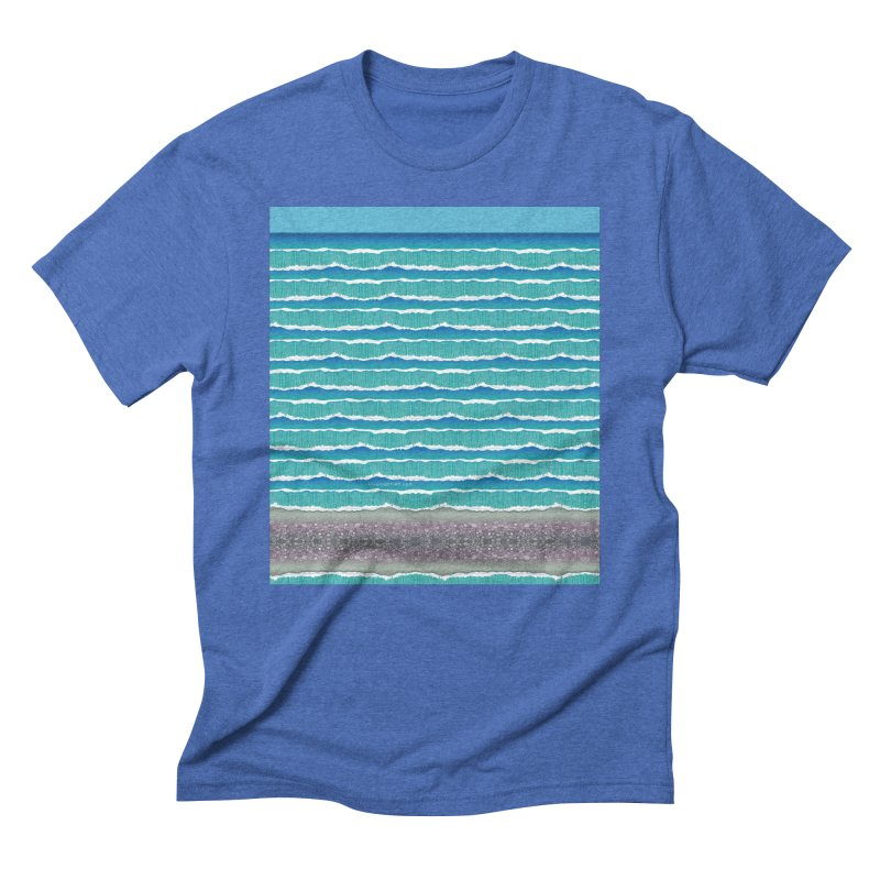 O-cean Men's T-Shirt by liuyingchieh's Artist Shop