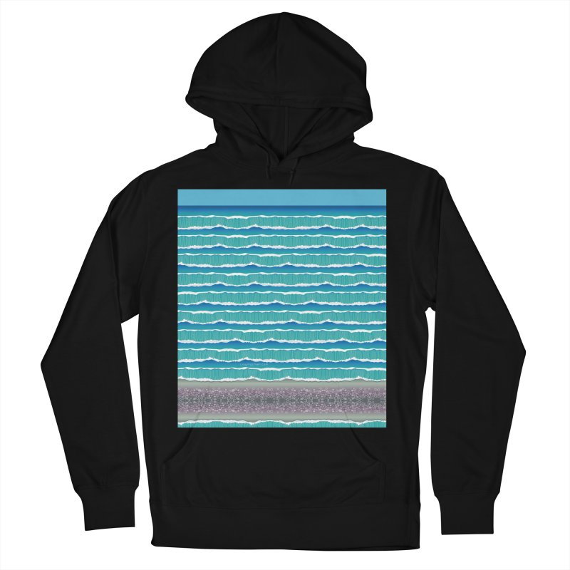 O-cean Women's Pullover Hoody by liuyingchieh's Artist Shop
