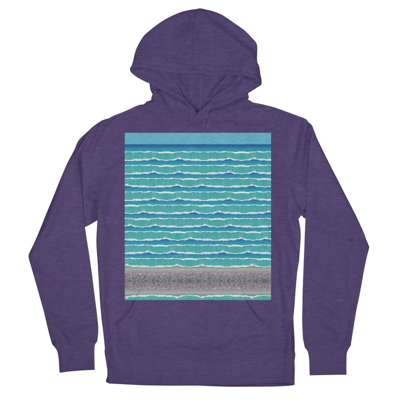 O-cean Men's Pullover Hoody by liuyingchieh's Artist Shop