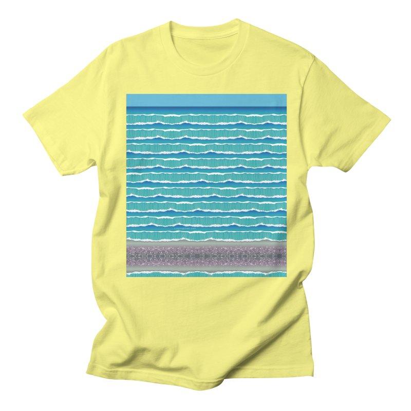 O-cean Men's T-Shirt by liuyingchieh's Artist Shop