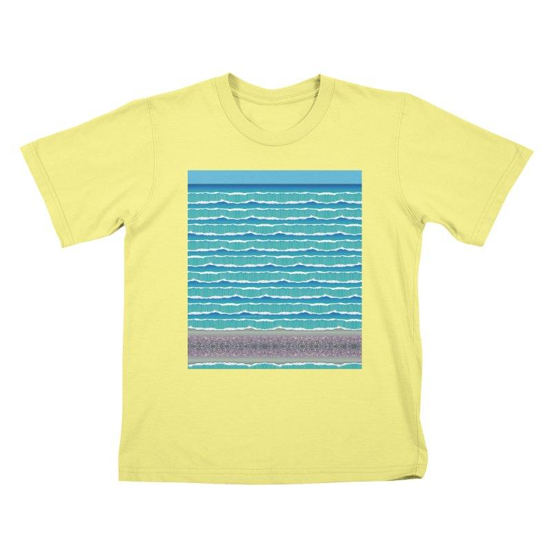 O-cean Kids T-shirt by liuyingchieh's Artist Shop