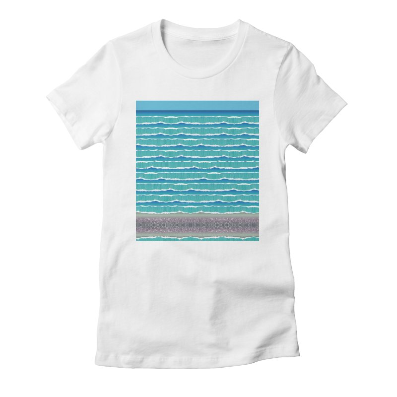 O-cean Women's T-Shirt by liuyingchieh's Artist Shop