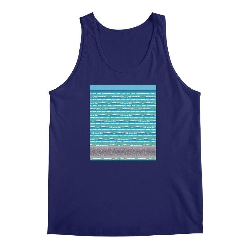 O-cean Men's Tank by liuyingchieh's Artist Shop