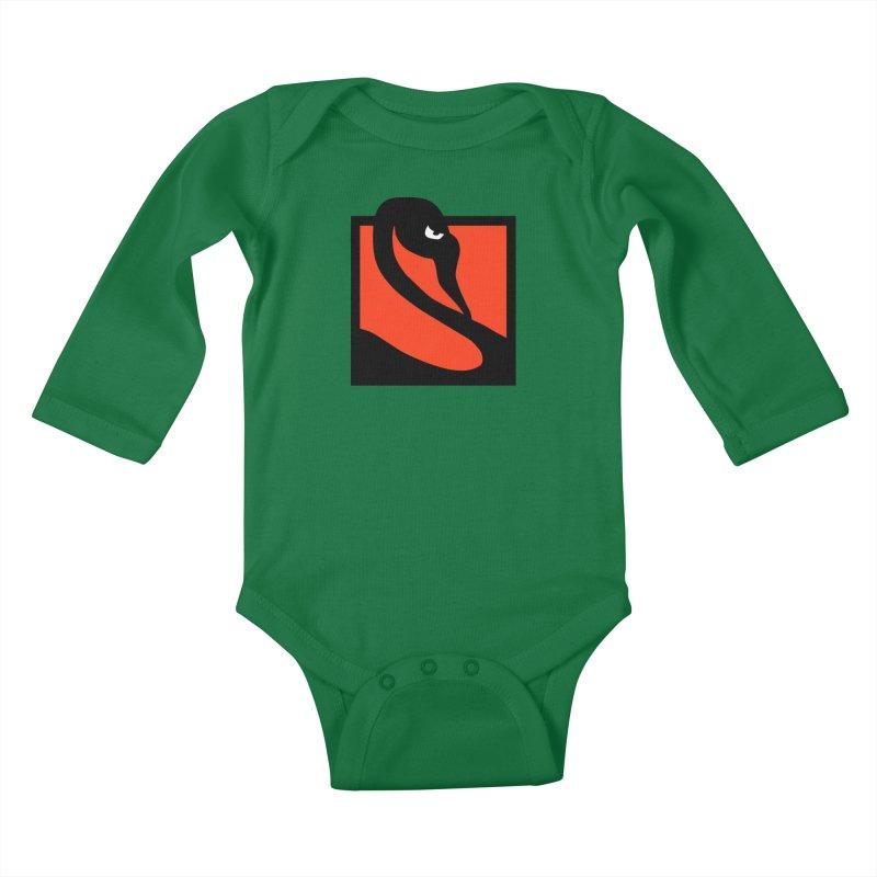 LFNS Bug Kids Baby Longsleeve Bodysuit by LIVE from Norfolk Street Shop