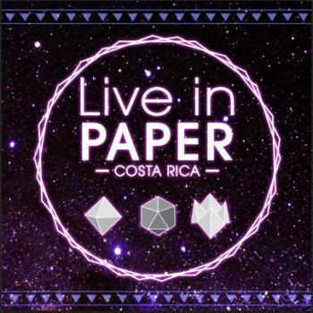 liveinpaper's Artist Shop Logo