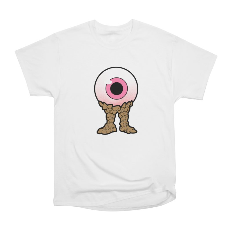 PinkEyeGuy Women's T-Shirt by Live Nude Ghouls Artist Shop