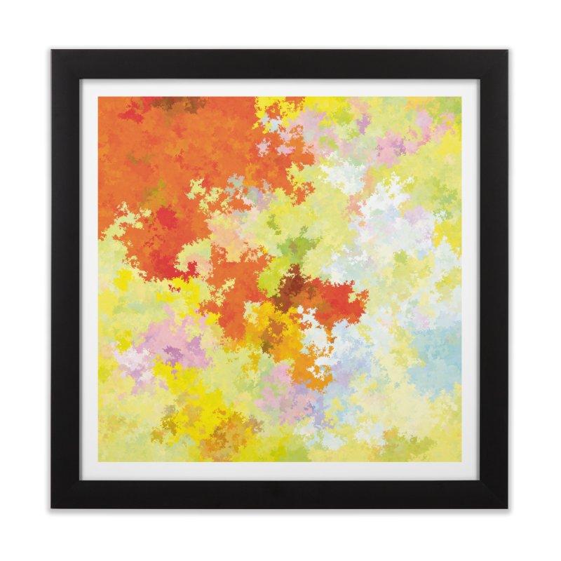 Diviso4 - 170901/043805 Home Framed Fine Art Print by Livin' bits