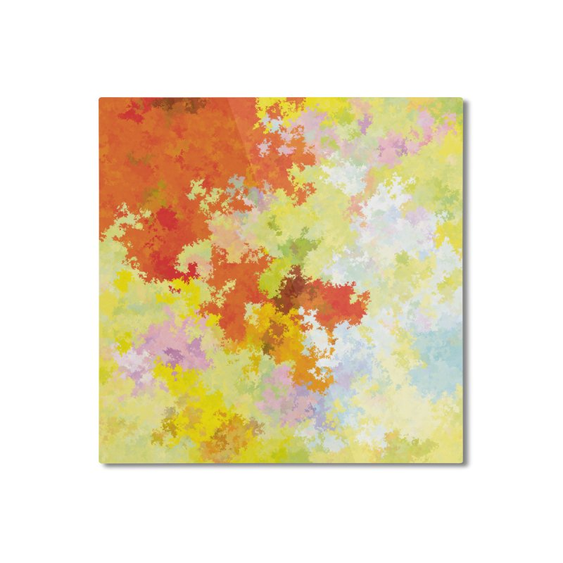 Diviso4 - 170901/043805 Home Mounted Aluminum Print by Livin' bits