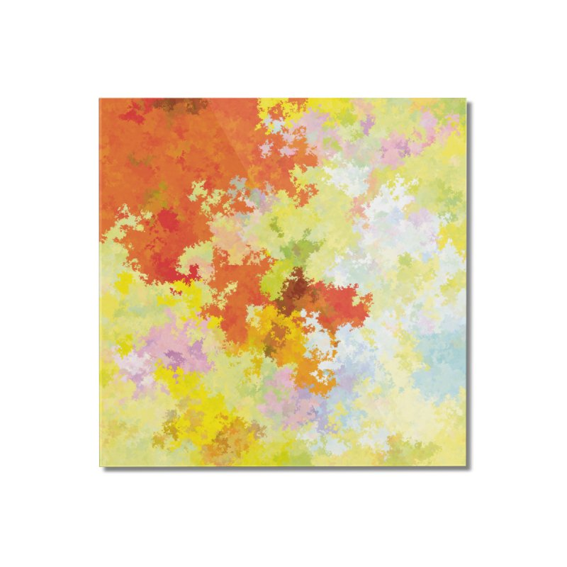 Diviso4 - 170901/043805 Home Mounted Acrylic Print by Livin' bits