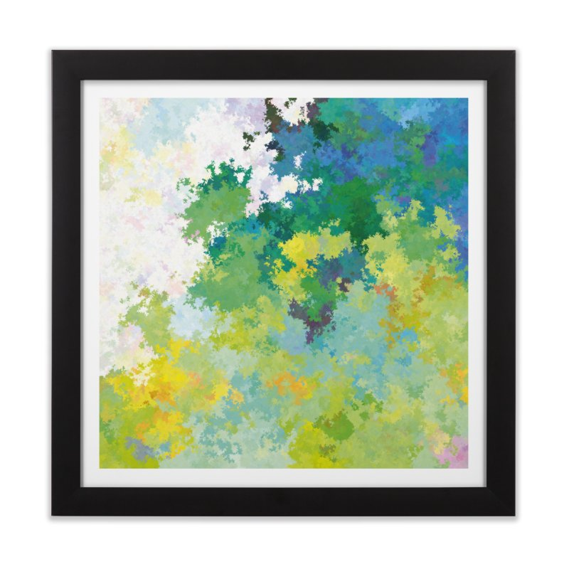 Diviso 4 - 191015/070052 Home Framed Fine Art Print by Livin' bits