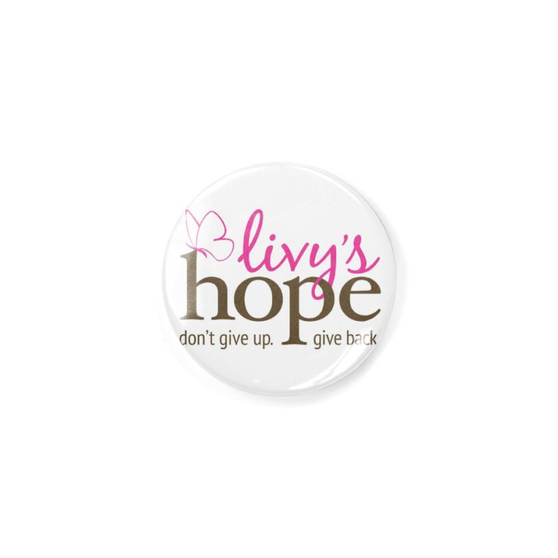 Livy's Hope in Color Accessories Button by Livy's Hope Shop