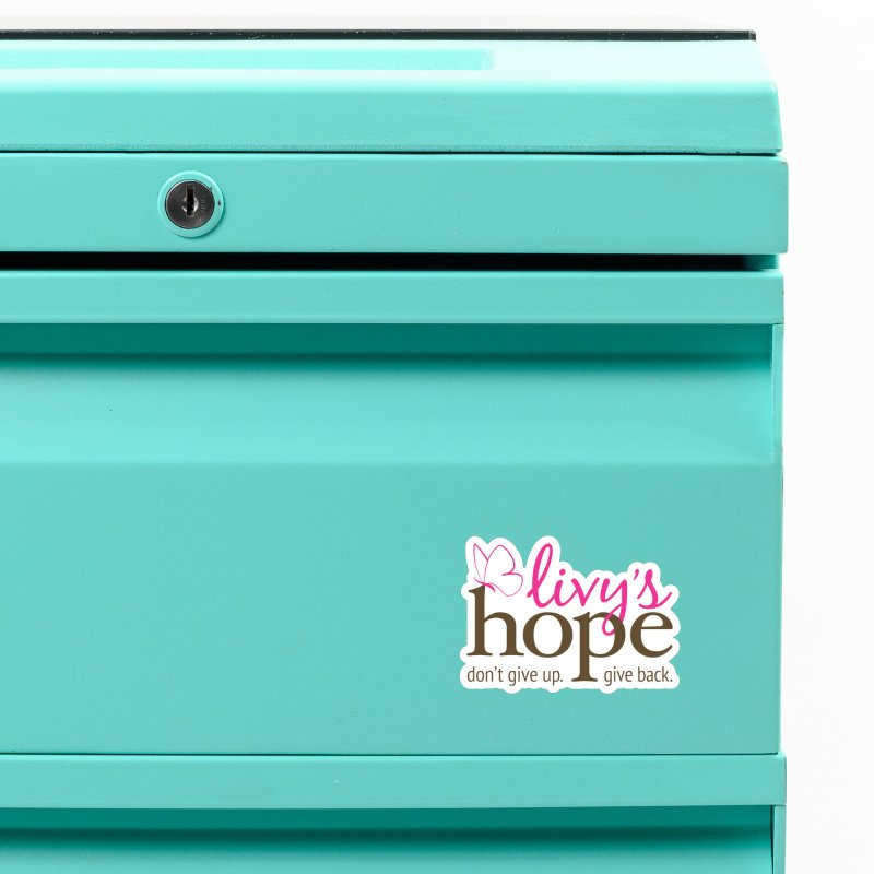 Livy's Hope in Color Accessories Magnet by Livy's Hope Shop