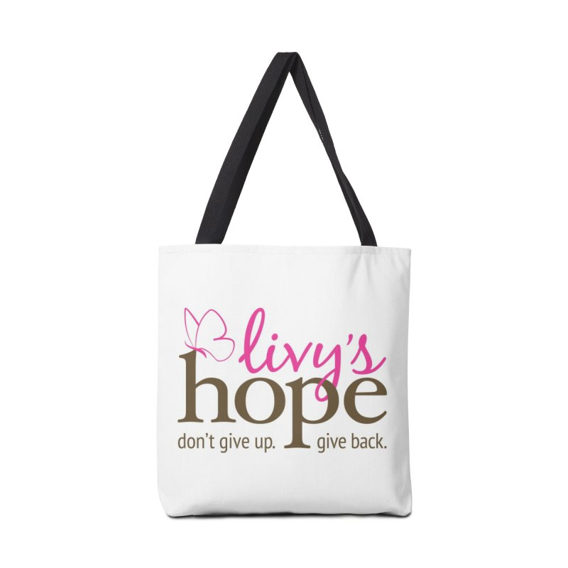 Livy's Hope in Color Accessories Bag by Livy's Hope Shop