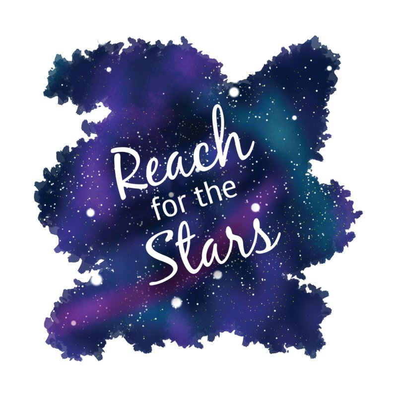 Reach for the Stars Men's T-Shirt by Livy's Hope Shop