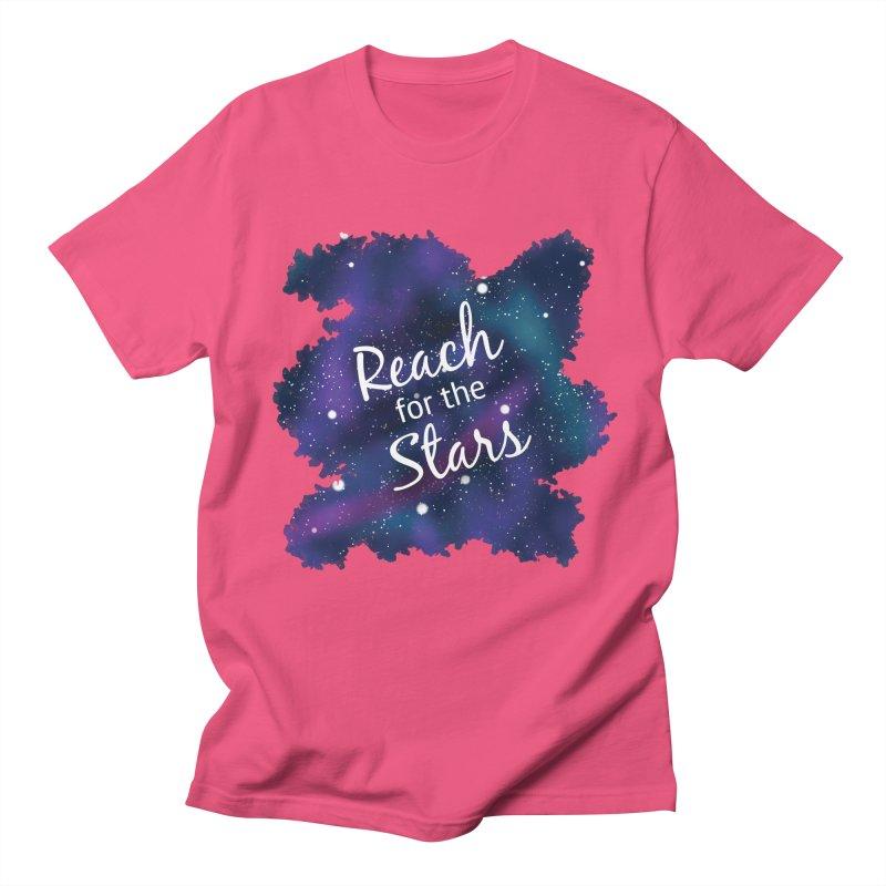 Reach for the Stars Women's Regular Unisex T-Shirt by Livy's Hope Shop
