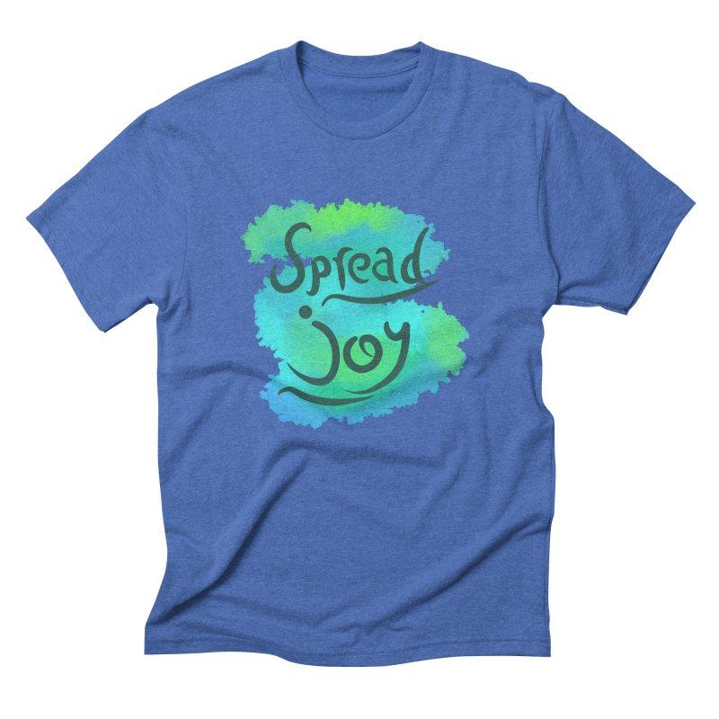 Spread Joy Men's T-Shirt by Livy's Hope Shop