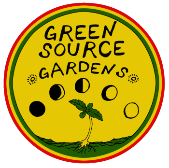 Green Source Gardens Logo