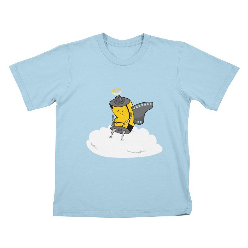 Rollie Kids T-shirt by llisto's Artist Shop