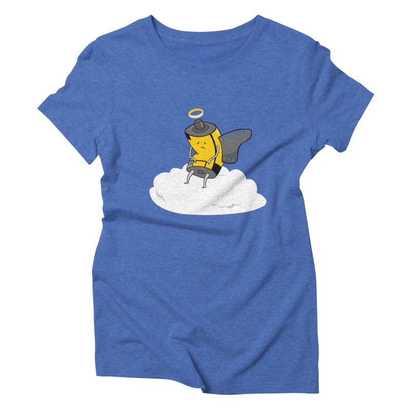 Rollie Women's Triblend T-shirt by llisto's Artist Shop
