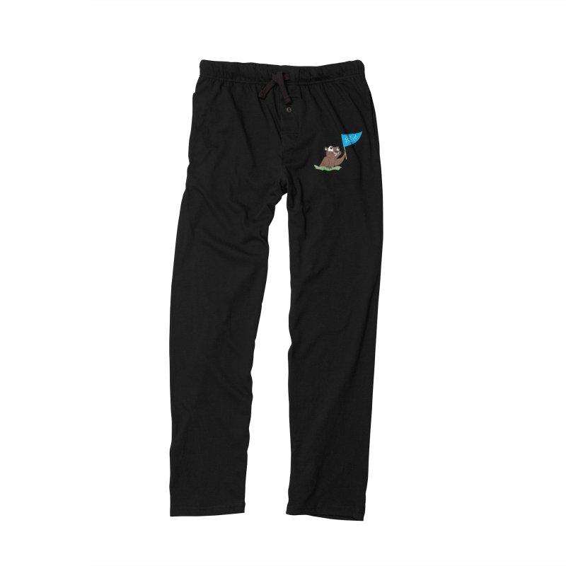 Gopher it! Men's Lounge Pants by LLUMA Creative Design