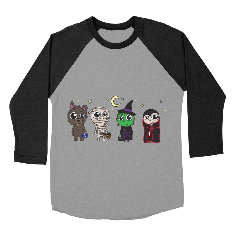 Happy Halloween! Men's Longsleeve T-Shirt by LLUMA Creative Design