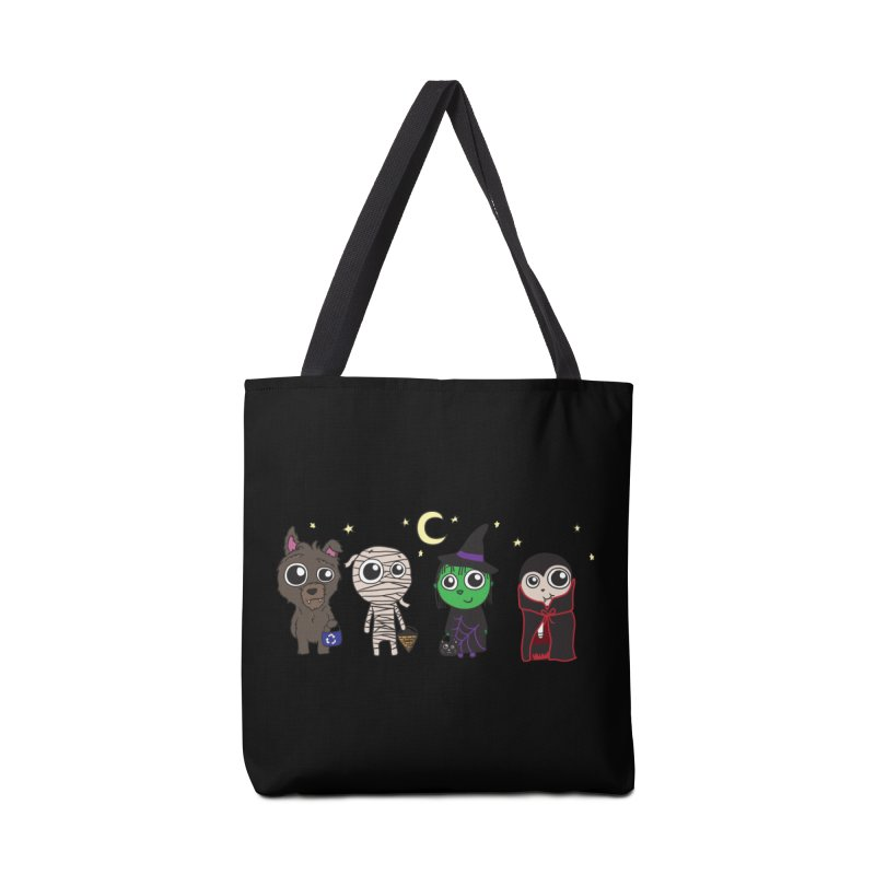 Happy Halloween! Accessories Tote Bag Bag by LLUMA Creative Design