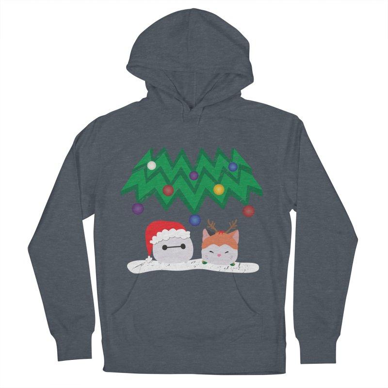 Santa Baymax Women's Pullover Hoody by LLUMA Design