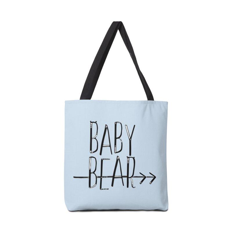 Baby Bear Accessories Bag by LLUMA Design