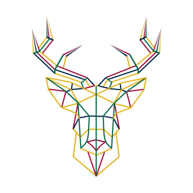 Hudson's Line Deer by LLUMA Design
