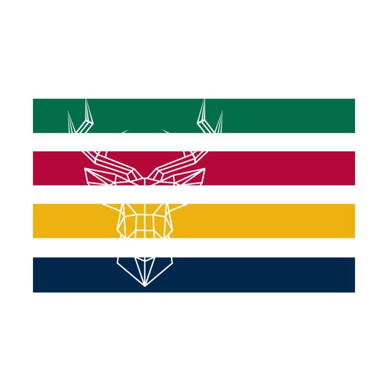 Hudson's Stripe Deer by LLUMA Design