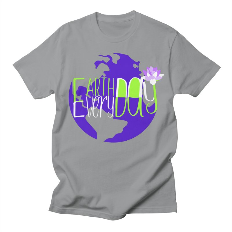 EDED - Earth Day Every Day Men's T-Shirt by LLUMA Creative Design