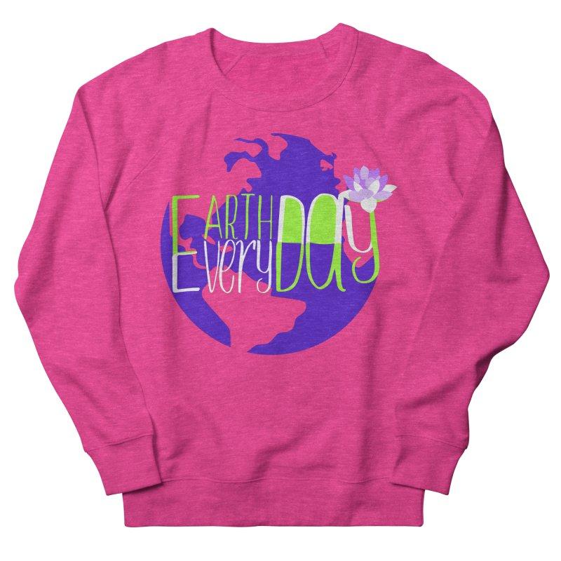 EDED - Earth Day Every Day Men's Sweatshirt by LLUMA Creative Design