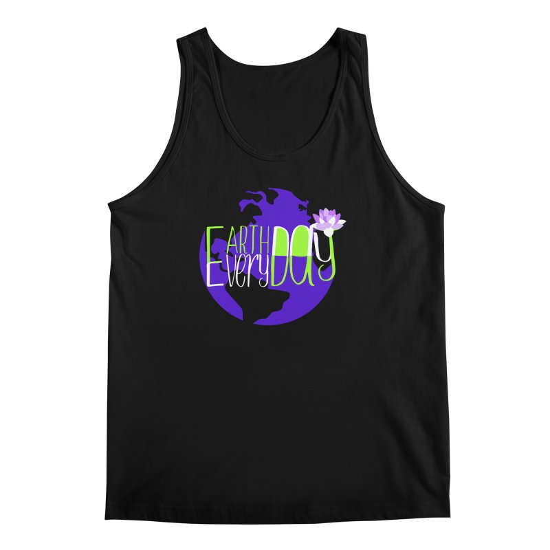 EDED - Earth Day Every Day Men's Tank by LLUMA Creative Design